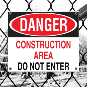 Safety & Construction Site Signs