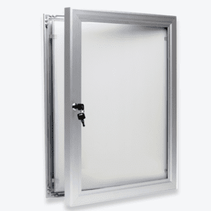 Lockable Poster Frames - Outdoor A3 Size