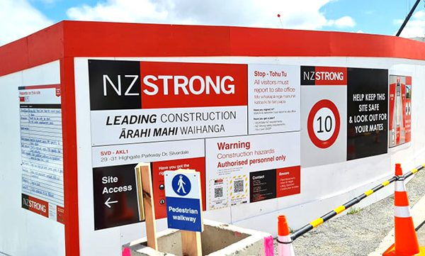 Site & Safety Signage