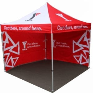 Marquees - Custom Branded